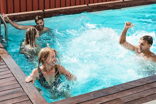bloc piscine polystyrène